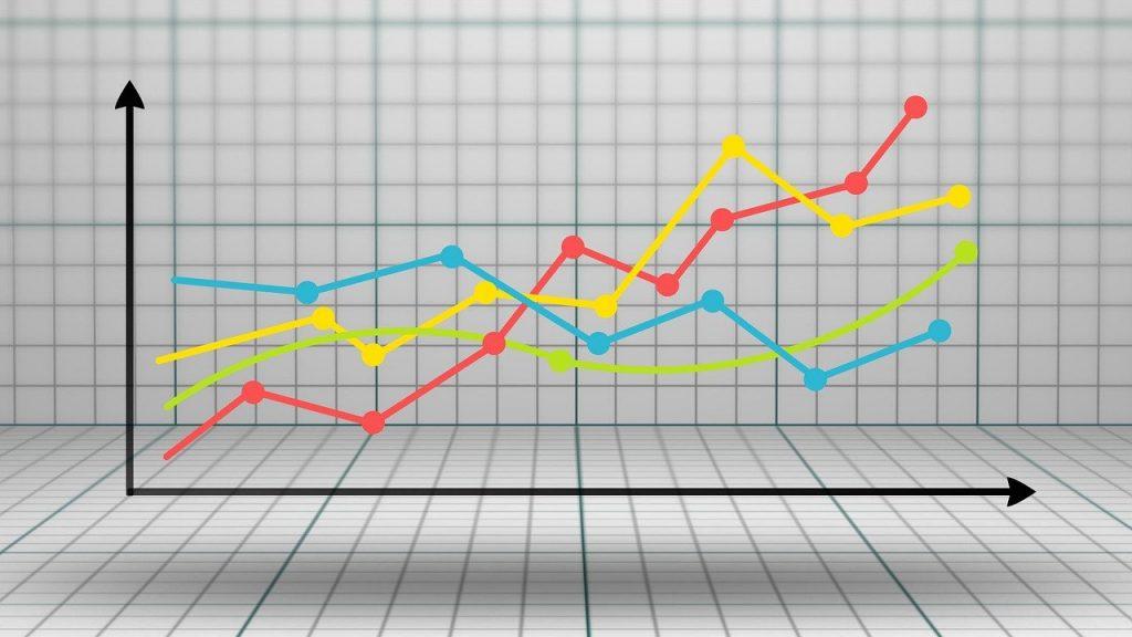 graph, diagram, growth